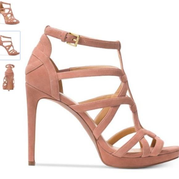 e57a8da4da MICHAEL Michael Kors Shoes | Sandra Platform Sandals | Poshmark